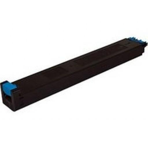 Sharp MX51GTCA, Toner Cartridge- Cyan, MX-4112, 5112- Genuine