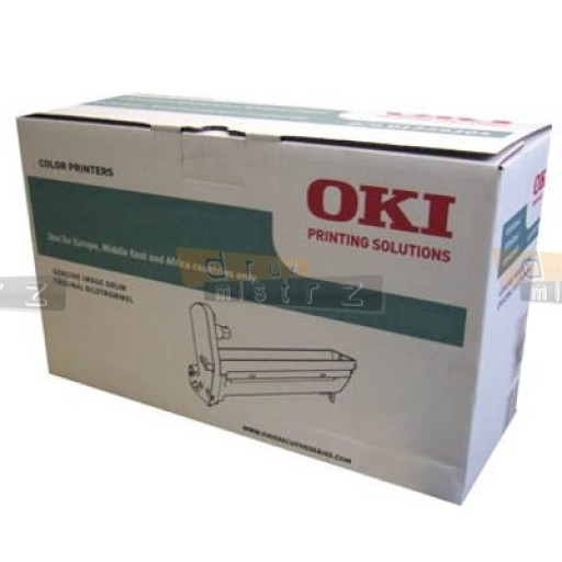 OKI 01247403, Drum Unit Cyan, ES8430, ES8451, ES8460, ES8461- Genuine