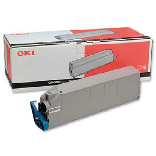 OKI 41515212, Toner Cartridge Black, Type 3, C9200, C9400- Original