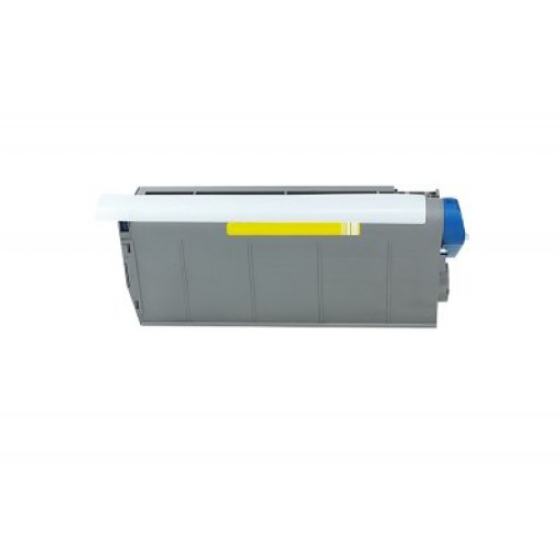 OKI 41963005 Toner Cartridge, C7100, C7300, C7500 - Yellow Compatible