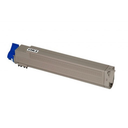 Oki 43837132, C9655 Toner Cartridge - Black