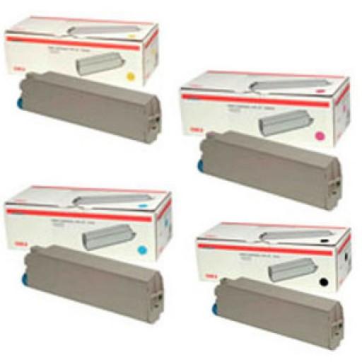 OKI 4405916 Toner Cartridge, MC851 - Multipack Genuine
