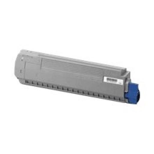 OKI 44059166 Toner Cartridge, MC851 - Magenta Genuine