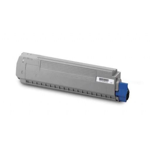 OKI 44059253 Toner Cartridge, MC861 - Yellow Genuine