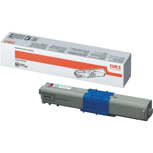 Oki 44469723, C510/C530 Toner Cartridge - Magenta