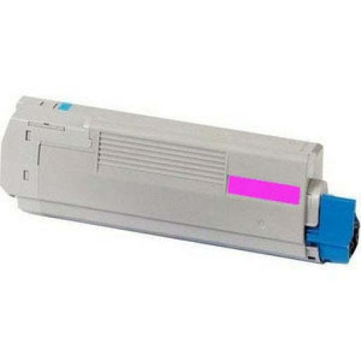 OKI 44844614, C822 Toner Cartridge - Magenta Genuine