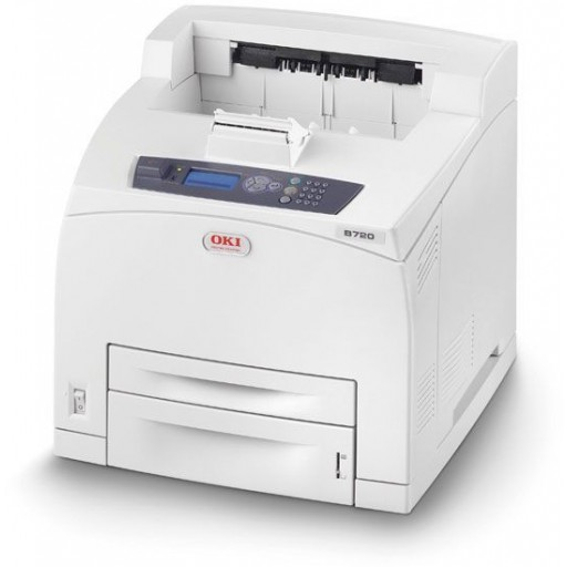 OKI B720DN A4 Mono Laser Printer