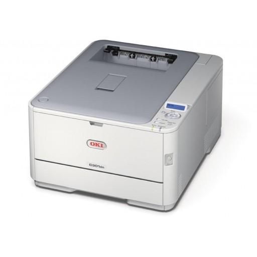 OKI C301DN A4 Colour Laser Printer