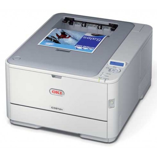 OKI C321DN A4 Colour Laser Printer