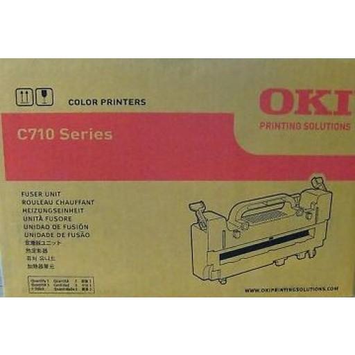 Oki C710 Fuser Unit Genuine (43854903)
