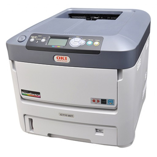 OKI C711WT Colour Printer