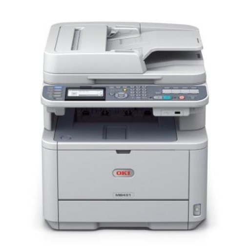 OKI MB451DN A4 Multifunctional Laser Printer