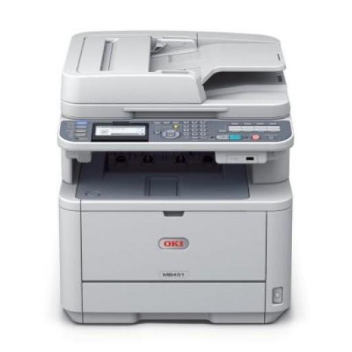 OKI MB451DNW A4 Multifunctional Laser Printer