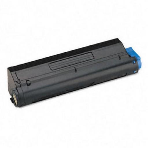 Oki 44574802, Toner Cartrige- Black, MB461, MB471, MB491- Genuine