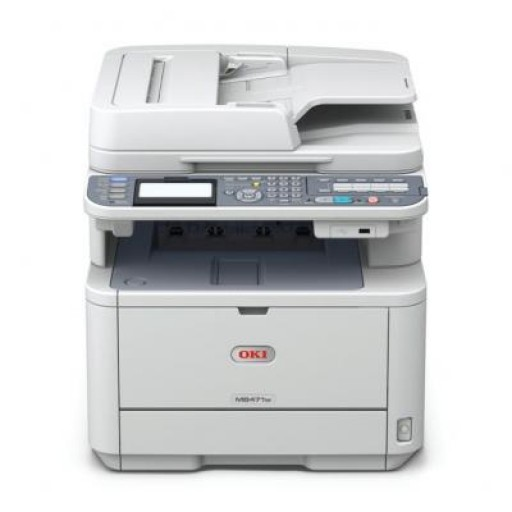 OKI MB471DN A4 Multifunctional Laser Printer