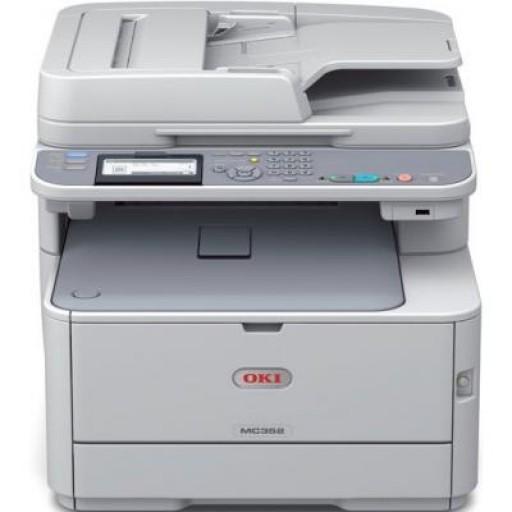 OKI MC352DN A4 Colour Laser Multifunction
