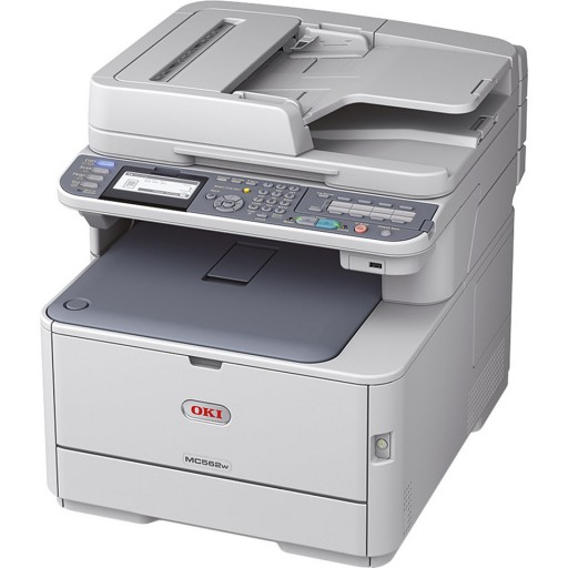 OKI MC562dnw Colour Multifunction Printer