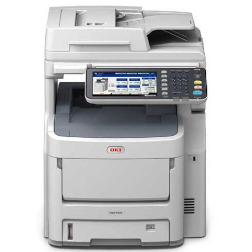 OKI MC760dn fax A4 Colour, Colour Laser Multifunction