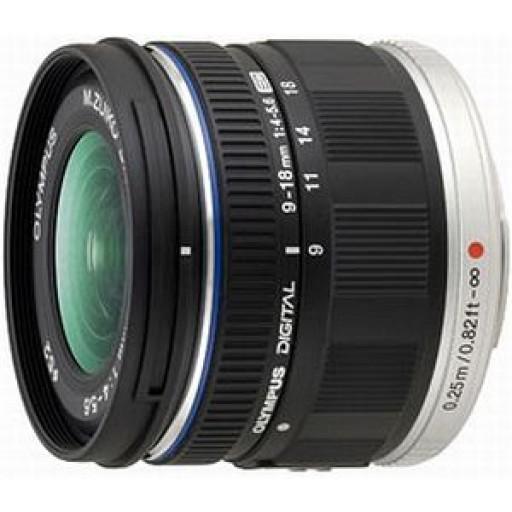Olympus Pen 9-18mm (18-36mm Equiv) 1:4.0-5.6 Lens