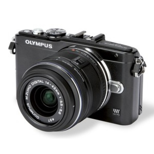 Olympus PEN E-PL5 Black + 14-42 mm Lens Kit