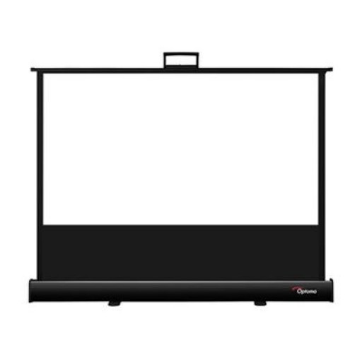 Optoma DP-9046MWL Portable Pull Up Projection Screen