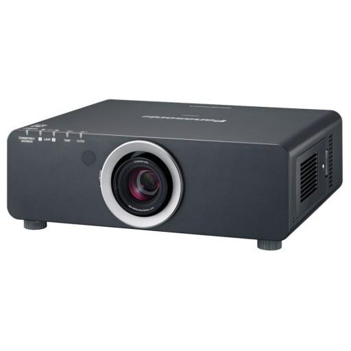 Panasonic PTDW6300ELK Projector