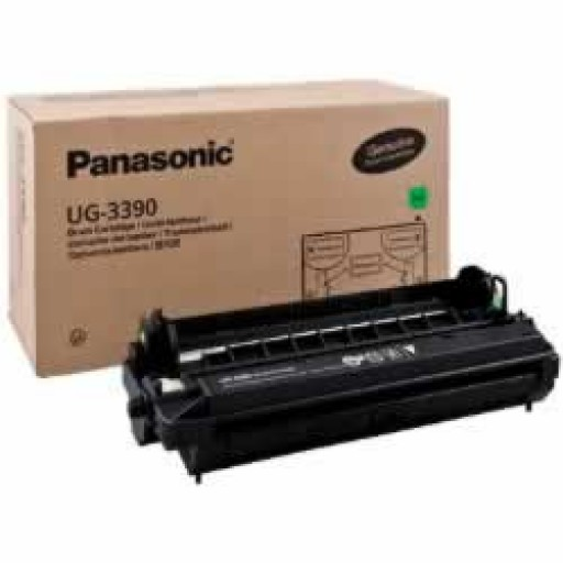 Panasonic UG3390 Drum Cartridge, UF-4600 - Black Genuine