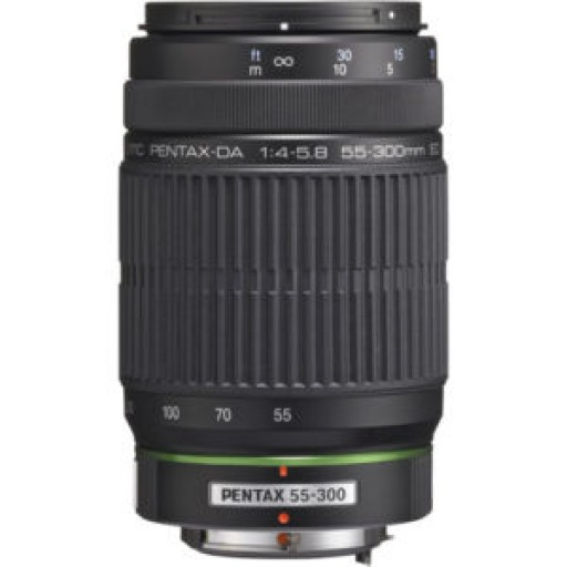 Pentax Imaging 55-300mm Telephoto Zoom Lens