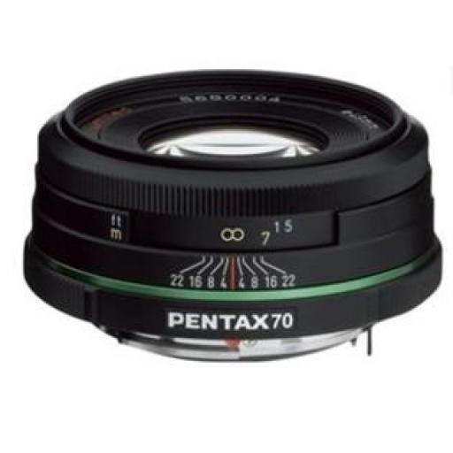 Pentax Imaging 70mm f/2.4 Lens