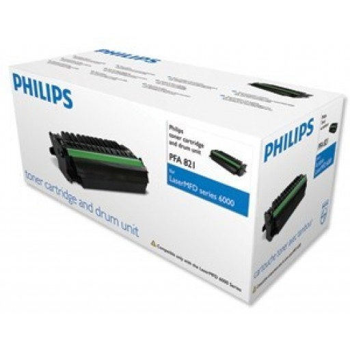 Philips PFA-821 Ink Cartridge - HC Black Genuine