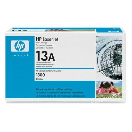 HP Q2613A, Toner Cartridge Black, LaserJet 1300- Original