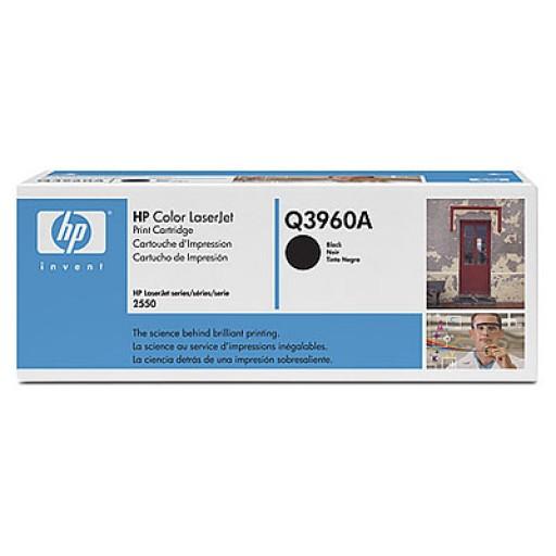 HP Q3960A, Toner Cartridge- Black, 2550, 2800, 2820, 2840- Genuine