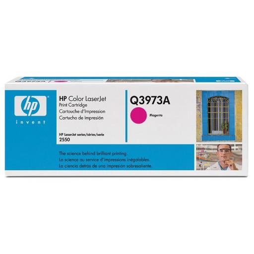 HP Q3973A, Toner Cartridge Light user Magenta, 2550, 2800, 2820, 2840- Original