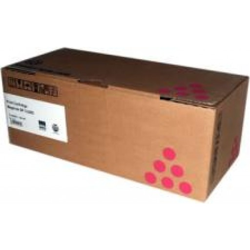 Ricoh 406146 Toner Cartridge Magenta, SP C220, SP C221- Genuine