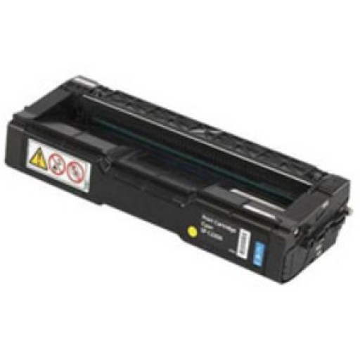 Ricoh 406480, Toner Cartridge HC Cyan, SP C310, C311, C312, C320, C231, C232- Original