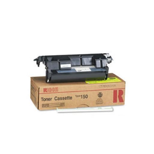 Ricoh 339479 Toner Cartridge Black, Type 150, 2400L, 2700L, 3700L, 3800L, 4700L, 4800L - Genuine
