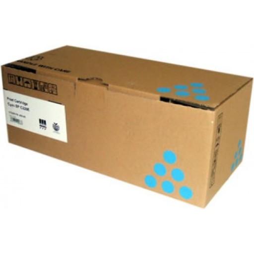Ricoh 406145 Toner Cartridge Cyan, SP C220, SP C221- Genuine
