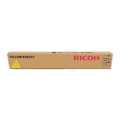 Ricoh 828162, Toner Cartridge Yellow, Pro C651EX, C751EX- Original