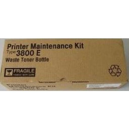 Ricoh 400662, Waste Toner Bottle, Type 3800E, AP3800, 3850, CL7000, 7100, 7200, 7300- Original