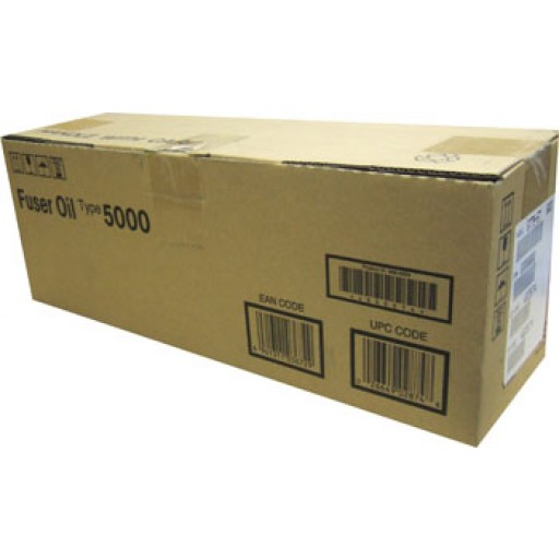 Ricoh 400720 Fuser Oil, CL5000 - Genuine