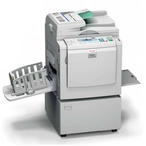 Ricoh DX3443 Digital Duplicator