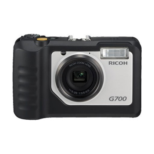Ricoh G700 Black/White Digital Camera