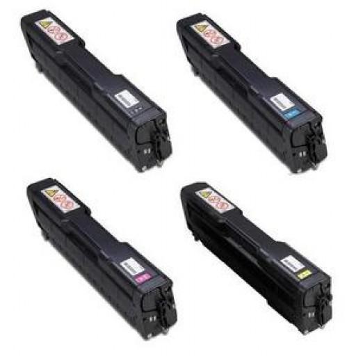 Ricoh, 4063, Toner Cartridge Value Pack, SP C231, C310, C232, C240- Original