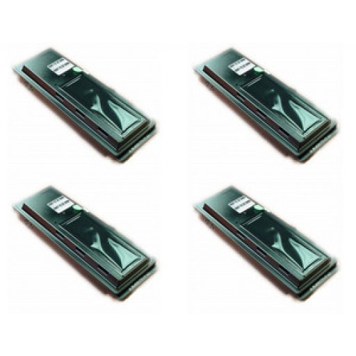Ricoh Toner Cartridge Value Pack 4 Colour, Type M2, 1224, 1224C, 1232, 1232C - Genuine