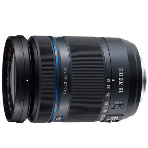 Samsung 18-200mm f2.5-6.3 iFunction Lens
