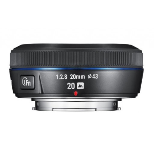 Samsung 20mm f2.8 iFunction Lens for NX