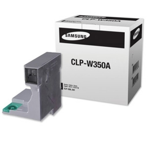 Samsung CLP-W350A Waste Toner Bottle, CLP 350 - Genuine