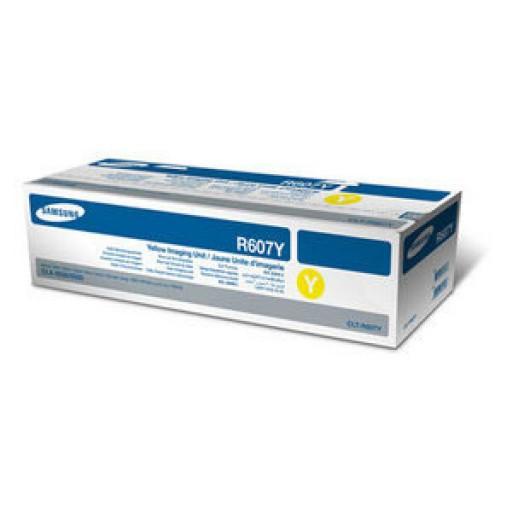 Samsung CLT-R607Y Imaging Unit, CLX 9250, 9252, 9350, 9352 - Yellow Genuine