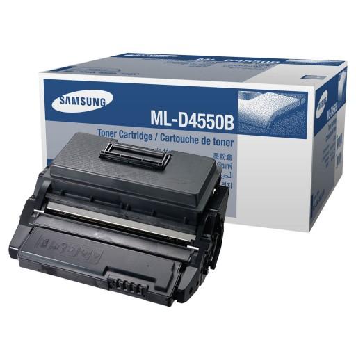 Samsung ML-D4550B/ELS Toner Cartridge, ML-4050, ML-4550, ML-4551 - HC Black Genuine