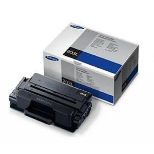 Samsung MLT-D203L Toner Cartridge, SL-M3320, M3370, M3820, M3870, M4070 - HC Black Genuine